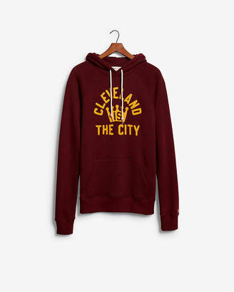 Express Homage Cleveland Is The City Hoodie