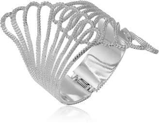 """GUESS Basic"""" Clam Cuff Bracelet"""