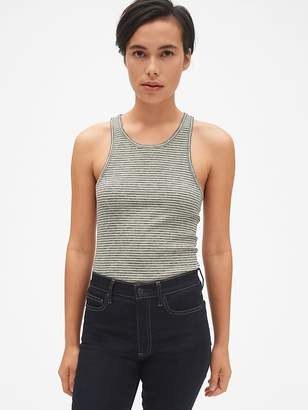 c001c2ae469637 Tank Top Ribbed Cotton Spandex - ShopStyle