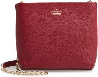 Kate Spade Jackson Street - Ellery Leather Crossbody Bag