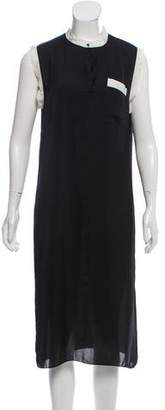 Lanvin Midi Shift Dress