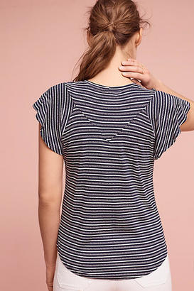 Dolan Left Coast Seamed Valley Tee $68 thestylecure.com