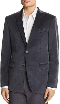 John Varvatos LUXE LUXE Corduroy Slim Fit Sport Coat