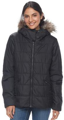 Columbia Women Sparks Lake Hooded Thermal Coil Jacket