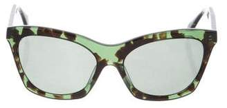 Derek Lam Chelsea Cat-Eye Sunglasses