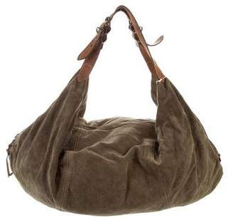 AllSaints Suede Zaramar Bag