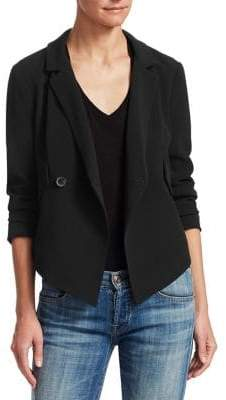 Derek Lam 10 Crosby Easy Fluid Blazer