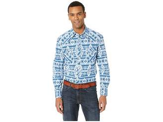 Rock and Roll Cowboy Long Sleeve Snap B2S8004