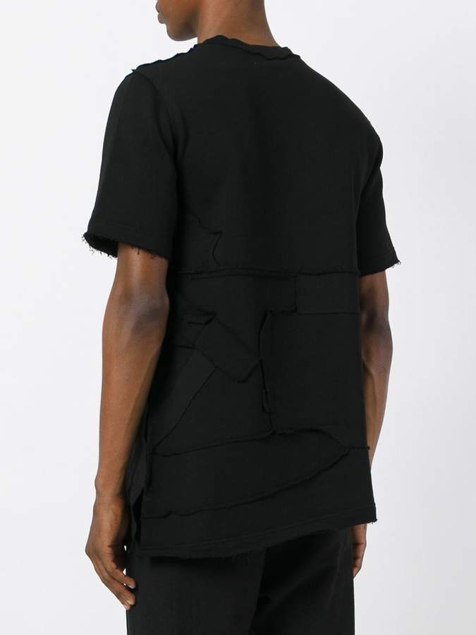 Damir Doma distressed T-shirt
