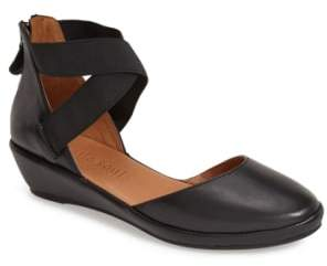 Gentle Souls by Kenneth Cole 'Noa' Elastic Strap d'Orsay Sandal