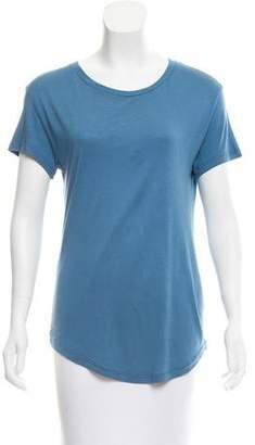 Joseph Bateau Neck Short Sleeve Top w/ Tags