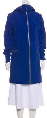 Canada Goose Hooded Knee-Length Coat