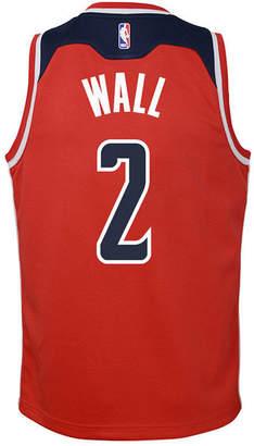 Nike John Wall Washington Wizards Icon Swingman Jersey, Big Boys (8-20)