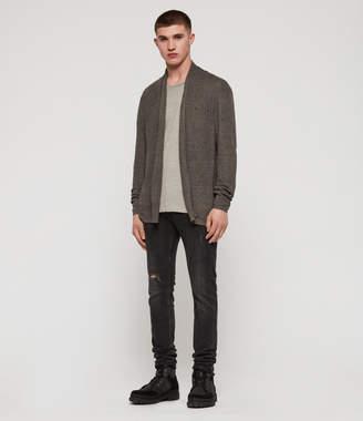 AllSaints Tarn Linen Cardigan