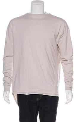 Fear Of God Woven Long Sleeve T-Shirt