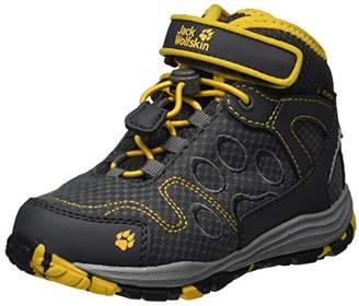 Jack Wolfskin Portland Texapore Mid K, Unisex Kids' High Rise Hiking Shoes,(39 EU)