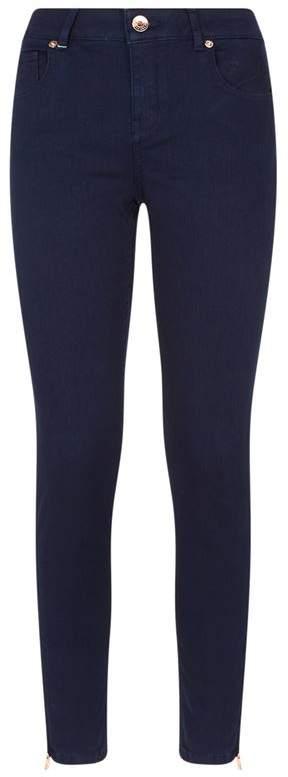 Dariaas Skinny Zip Ankle Jeans