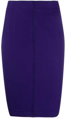 Thierry Mugler Pre-Owned 80s tube skirt