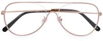Stella McCartney Eyewear aviator-style eyeglasses
