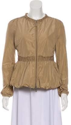 Moncler Elettra Ruffled Jacket
