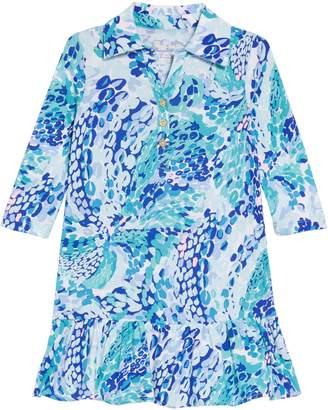 Lilly Pulitzer R) Amelia Polo Dress