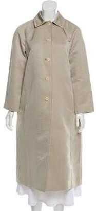 Calvin Klein Collection Casual Long Coat