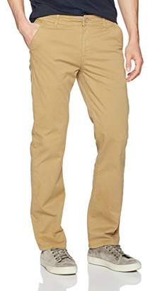 Comfort Denim Outfitters Men's Regular Fit Chinos 34Wx32L