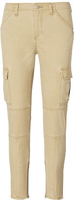 Ralph Lauren Denim & Supply Twill Skinny Cargo Pant $98 thestylecure.com