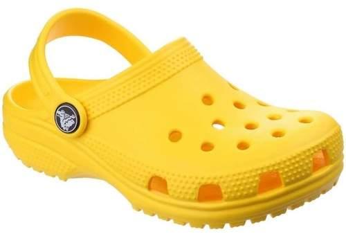 Classic Kids Clog Sandals yellow