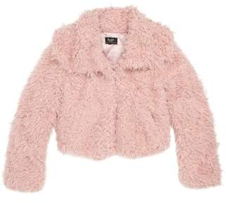 Bardot Junior Lexi Fluffy Jacket