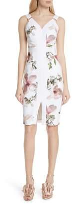 Ted Baker Harmony Floral Sheath Dress