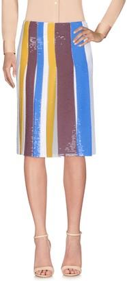 Emilio Pucci Knee length skirts