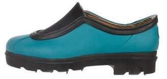 Le Chameau Round-Toe Slip-On Sneaker
