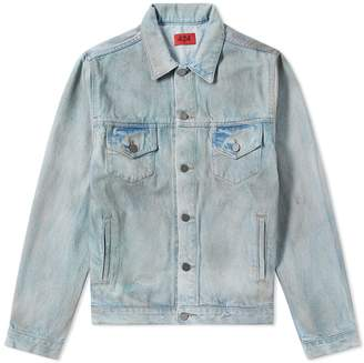 424 Denim Trucker Jacket