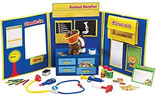 Learning Resources Pretend & Play Animal Hospital by Learning Reso