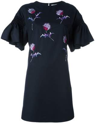 Kenzo 'Dandelion' embroidered dress