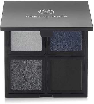 The Body Shop Down to Earth Quads - Eyeshadow Palette