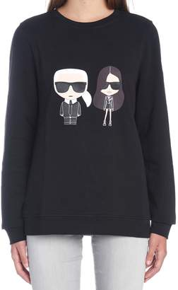 Karl Lagerfeld 'karl & Kaia' Sweatshirt