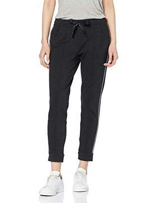 M·A·C MAC Women's 0109L Easy Comfy Galloon Relaxed Sports Pants - Black