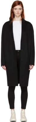 Acne Studios Black Avalon Double Coat