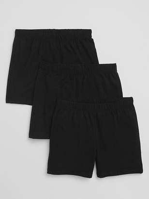Gap Pull-On Cartwheel Shorts (3-Pack)