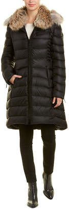Dawn Levy Bee Puffer Coat