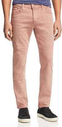 AG Jeans Tellis Slim Fit Jeans in Mauve