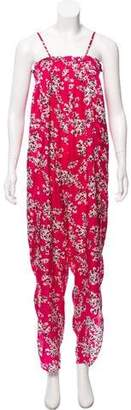 Zoey Tryb 212 Floral Jumpsuit