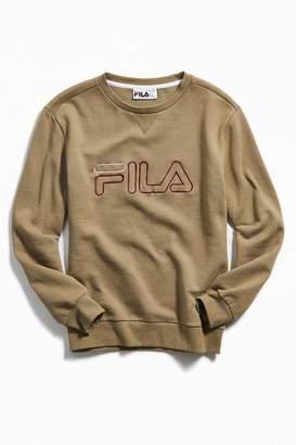 Fila Crew-Neck Sweatshirt