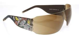 Ed Hardy Ehs-010 Wolf Sunglasses -