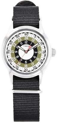 Todd Snyder Timex + The Mod Watch in Olive