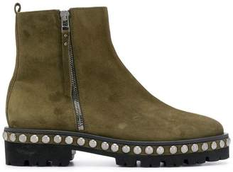 Kennel + Schmenger Kennel&Schmenger studded sole boots