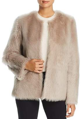 Maximilian Furs Reversible Lamb Shearling Short Jacket - 100% Exclusive