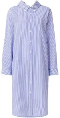 Balenciaga Swing Collar Dress